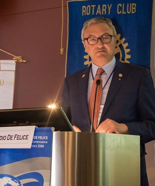 Governatore Claudio De Felice