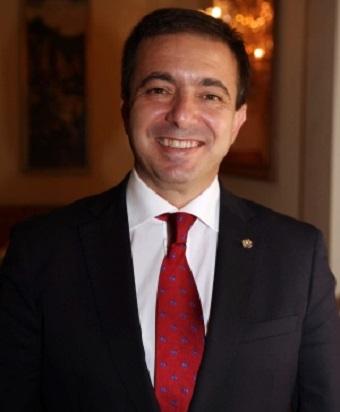 Governatore Pier Giorgio Poddighe