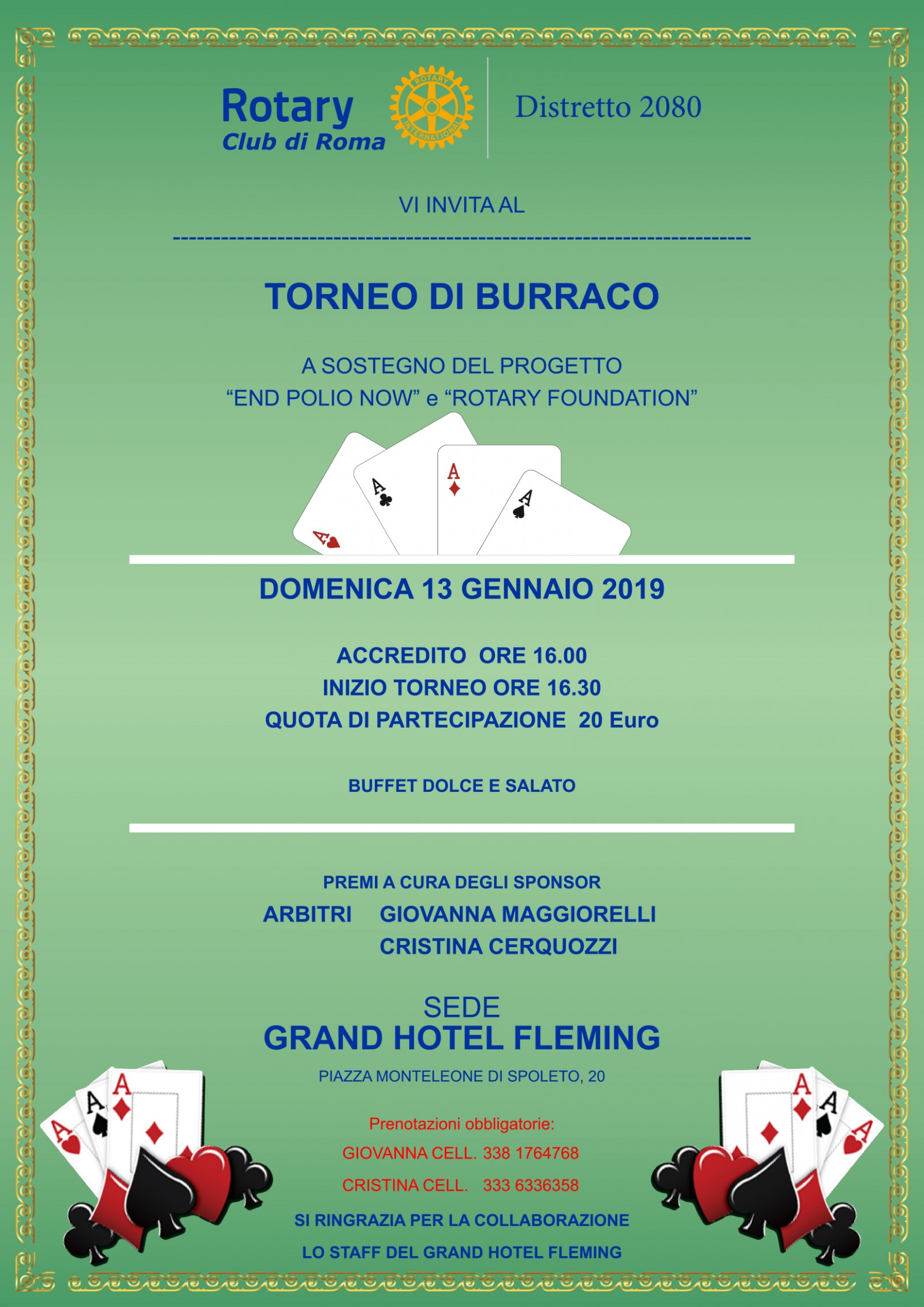 Gallery - Torneo di Burraco