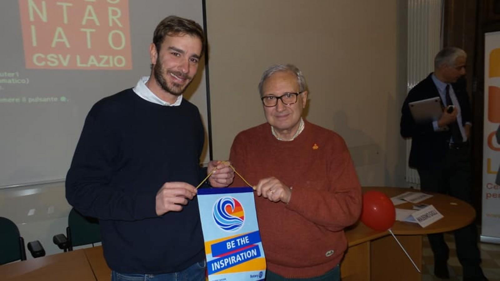 """Gallery - Convegno """"Il Rotary, lo Sport e la Solidarietà"""""""