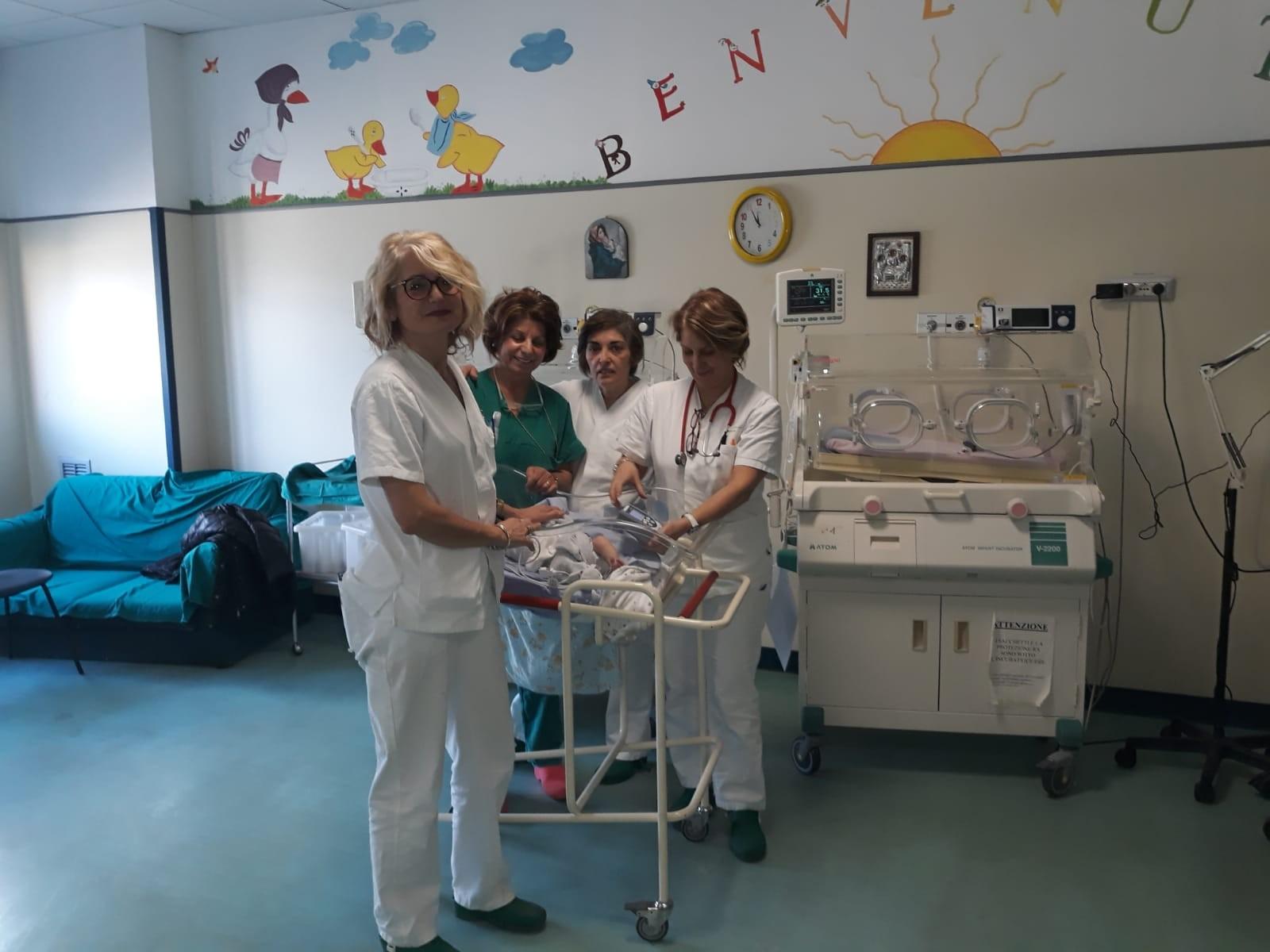 Gallery - Un Pulsossimetro per il reparto di Pediatria dell'Ospedale Santa Scolastica di Cassino