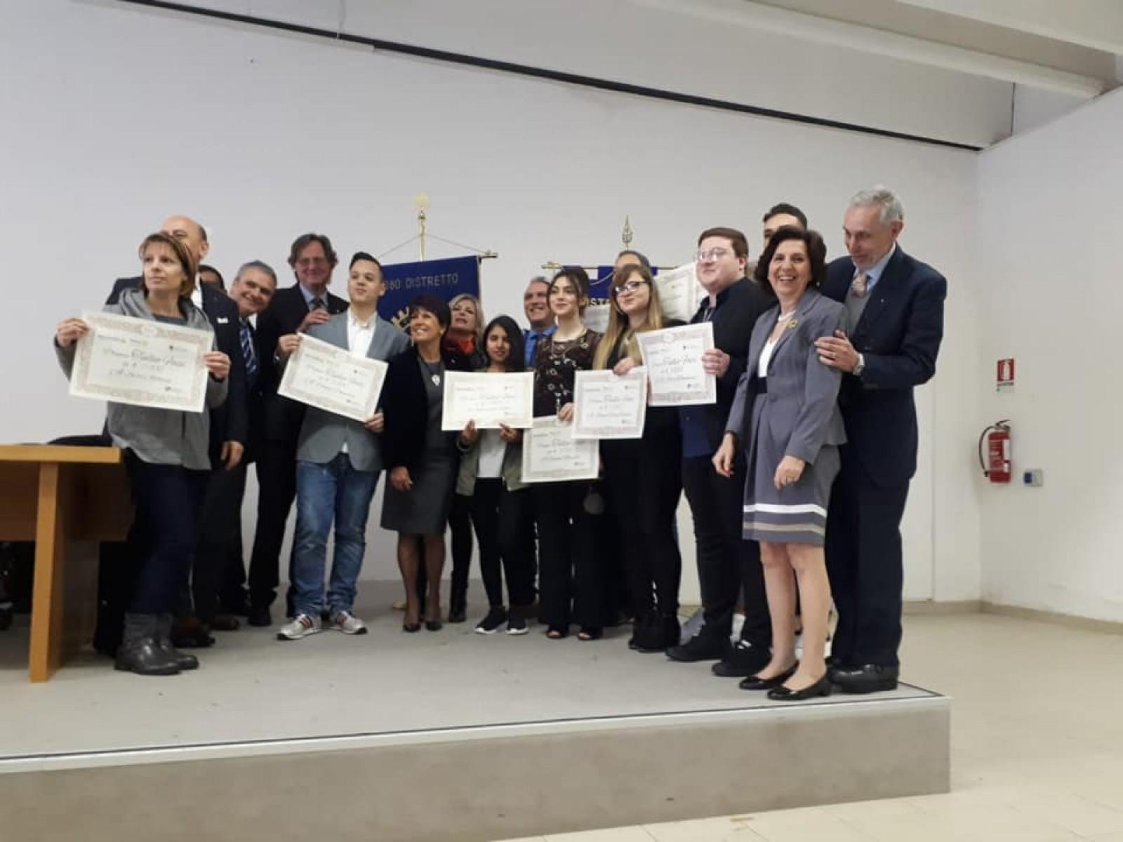 Gallery - Cerimonia di Premiazione del Premio Tullio Fazi 2019