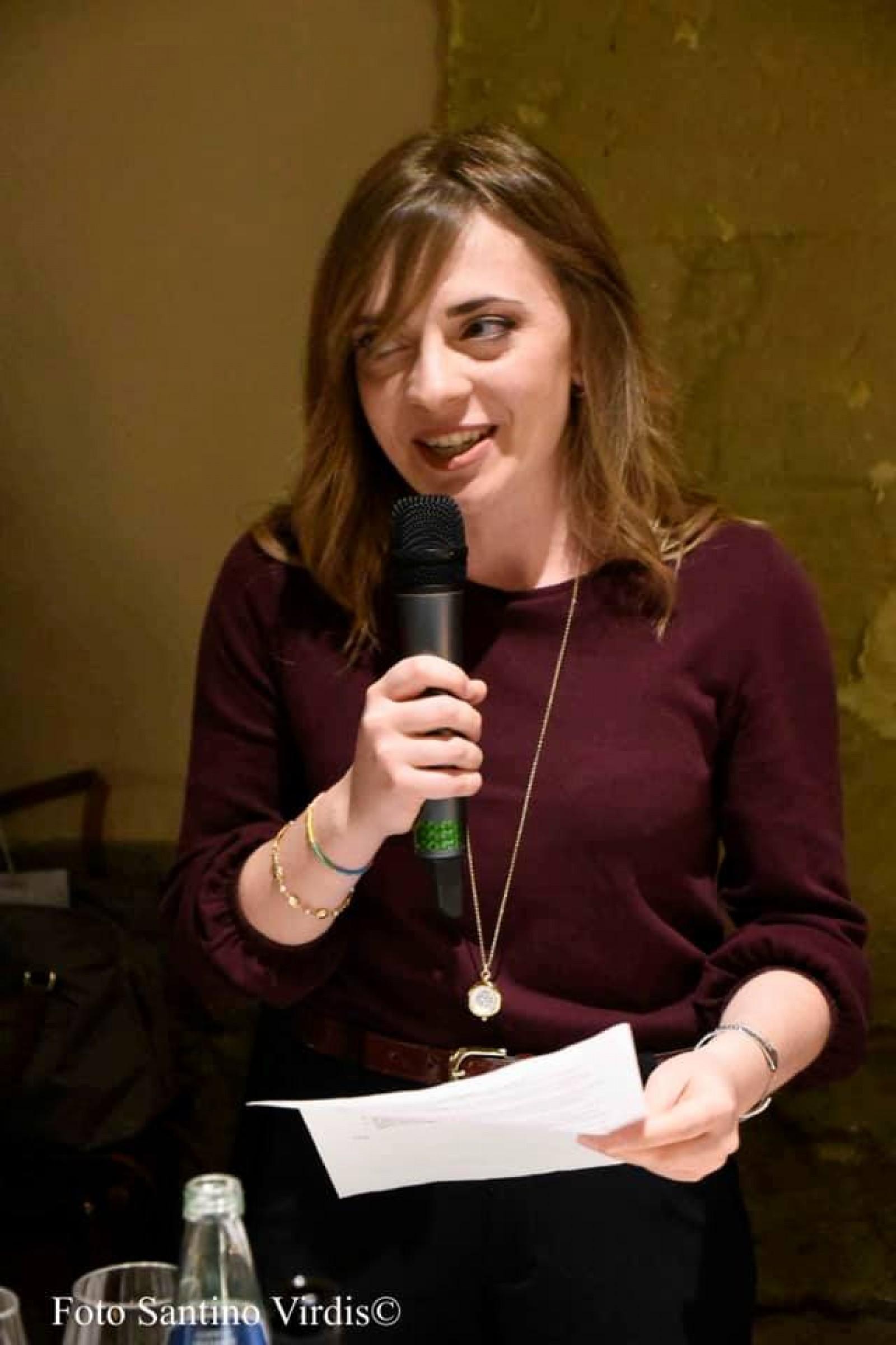 Gallery - L'Ing Martina Di Palma e' la vincitrice del Premio Omero Ranelletti