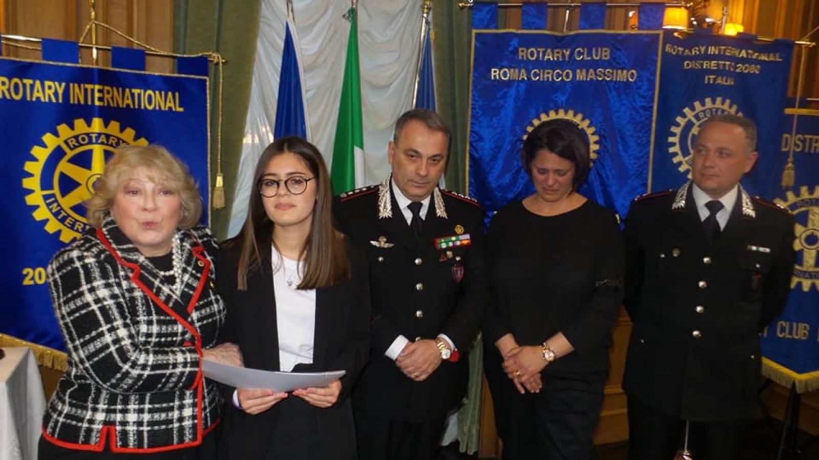 Gallery - 42° Cerimonia di Consegna delle Borse di Studio agli Orfani dei Caduti delle Forze Armate