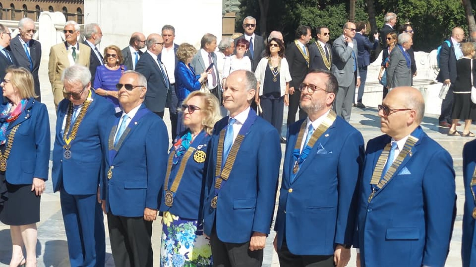 Gallery - Altare della Patria: omaggio al Sacello del Milite Ignoto