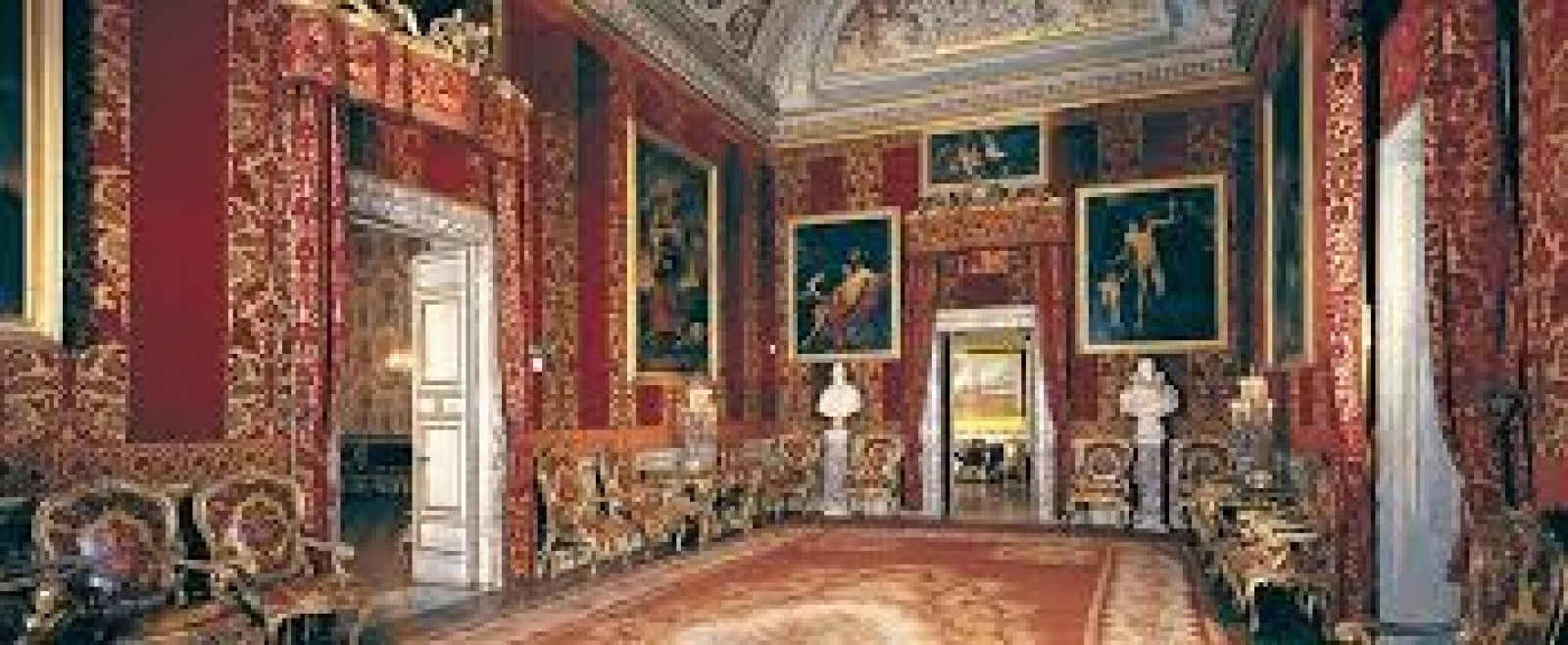 Gallery - Visita guidata della Galleria Doria Pamphili